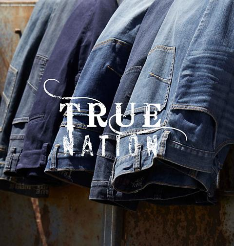 Shop True Nation Jeans