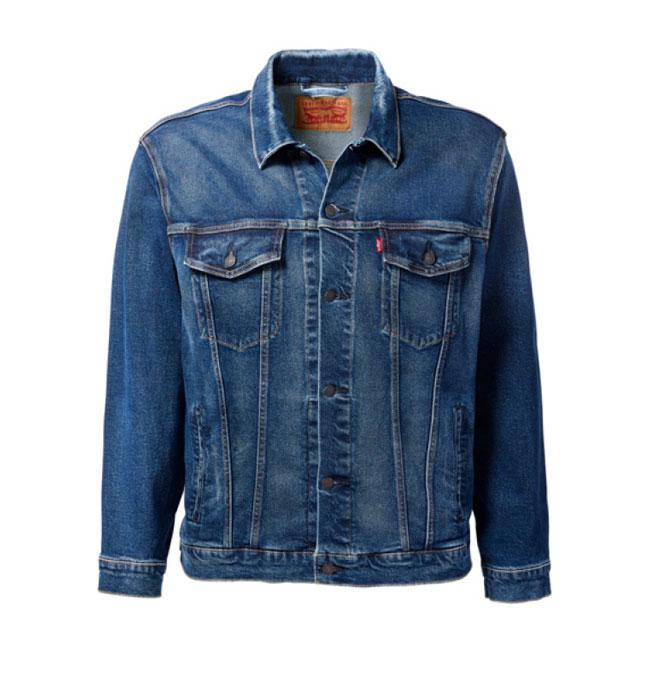Levi's Colusa Stretch Denim Trucker Jacket