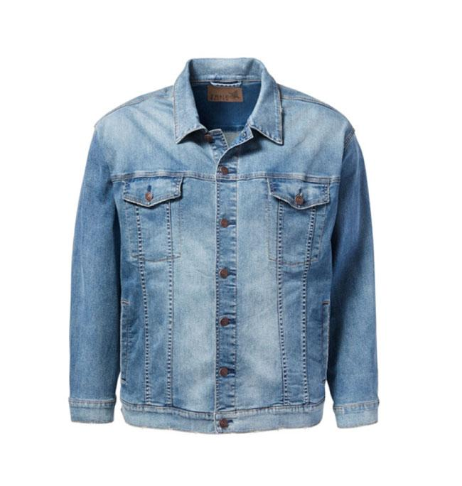 True Nation Fresh to Flex Denim Jacket