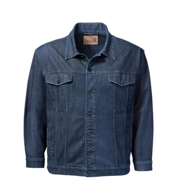 True Nation Deep Indigo Trucker Jacket