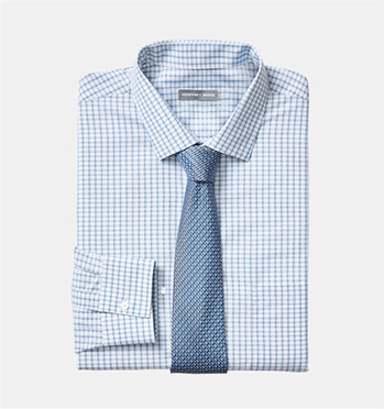 Dress Shirts & Ties