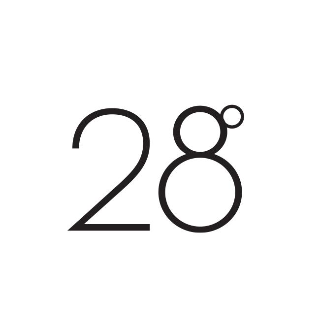 28 DEGREES