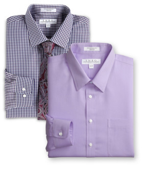 Enro $75 Long-Sleeve Dress Shirts