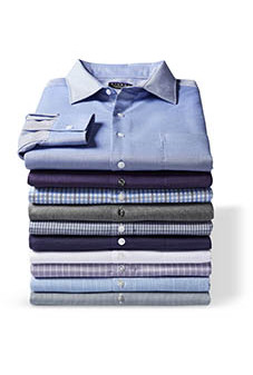 Long-Sleeve Dress Shirts