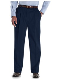 Cutter & Buck Wrinkle-Free Pants – Unhemmed