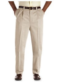 Oak Hill Premium Dual-Action Pleated Pants