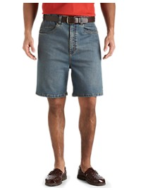 Harbor Bay Continuous Comfort Denim Shorts