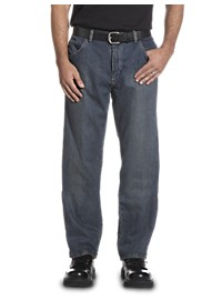 Wrangler Relaxed-Fit Straight Jeans
