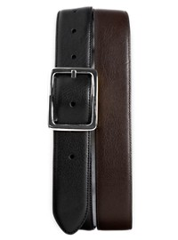Harbor Bay Reversible Leather Dress Belt