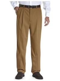Gold Series Waist-RelaxerPleated Dress Pants