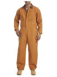 Berne Deluxe Insulated Duck Coveralls