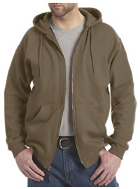 Berne Original Hooded Thermal-Lined Sweatshirt
