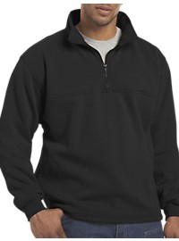 Berne Original 1/4-Zip Thermal-Lined Sweatshirt