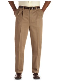Oak Hill Waist-Relaxer Premium Pleated Pants