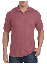 Harbor Bay Pocket Piqué Polo Shirt