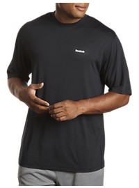 Reebok PlayDry Short-Sleeve Base Layer Top