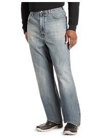 True Nation Loose-Fit Jeans