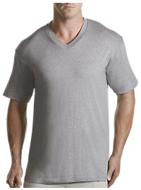Harbor Bay 3-pk. V-Neck T-Shirts