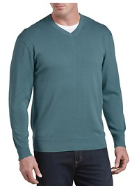 Harbor Bay V-Neck Pullover