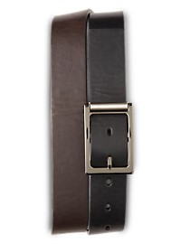 Harbor Bay Reversible Leather Belt