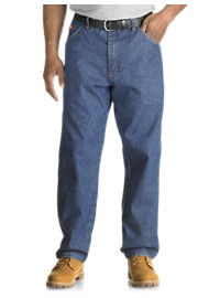 Riggs Workwear by Wrangler Flame-Resistant Relaxed-Fit Jeans