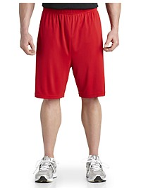 Reebok PlayDry Tech Athletic Shorts