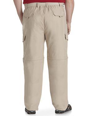 Harbor Bay Convertible Cargo Pants (Was $65, Now $38.98)