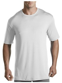 Harbor Bay Performance Crewneck T-Shirt