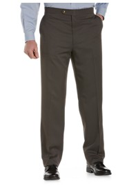 Sansabelt Mini-Check Dress Pants