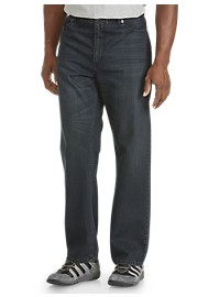 True Nation Straight-Fit Jeans