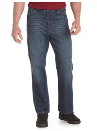 True Nation Relaxed-Fit Jeans