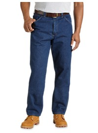 Riggs Workwear By Wrangler Relaxed-Fit Five-Pocket Jeans