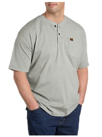 Riggs Workwear by Wrangler Short-Sleeve Henley
