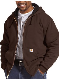 Carhartt Thermal-Lined Hooded Sweatshirt