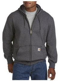 Carhartt Heavyweight Hooded Zip-Front Sweatshirt