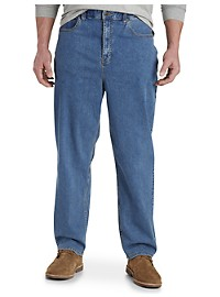Harbor Bay Continuous Comfort Stretch Jeans