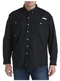 Columbia PFG Bahama II Long-Sleeve Sport Shirt