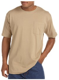 Berne Heavyweight Short Sleeve Pocket Tee