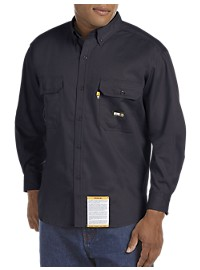 Berne Flame-Resistant Button Down Workshirt