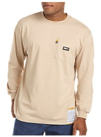 Berne Flame-Resistant Long Sleeve Tee
