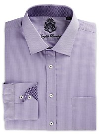 English Laundry Thin Stripe Dress Shirt