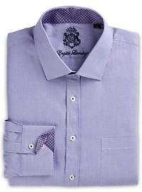 English Laundry Micro Neat Dress Shirt