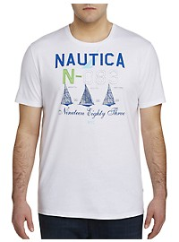 Nautica Nineteen Eighty Three Tee