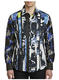 Robert Graham Limited Edition Fear the Tiger Sport Shirt