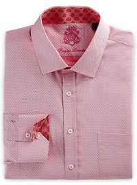English Laundry Neat Dress Shirt