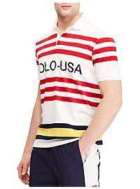 Polo Ralph Lauren CP-93 Classic Fit Polo Shirt