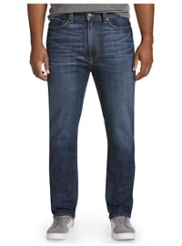 Agave Denim Malibu Straight-Fit Jeans