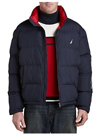 Nautica Down Bomber Jacket