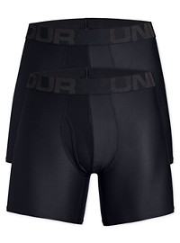"Under Armour 6"" 2-Pk Boxerjock Boxer Briefs"