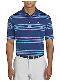 Callaway Regimental Stripe Polo Shirt